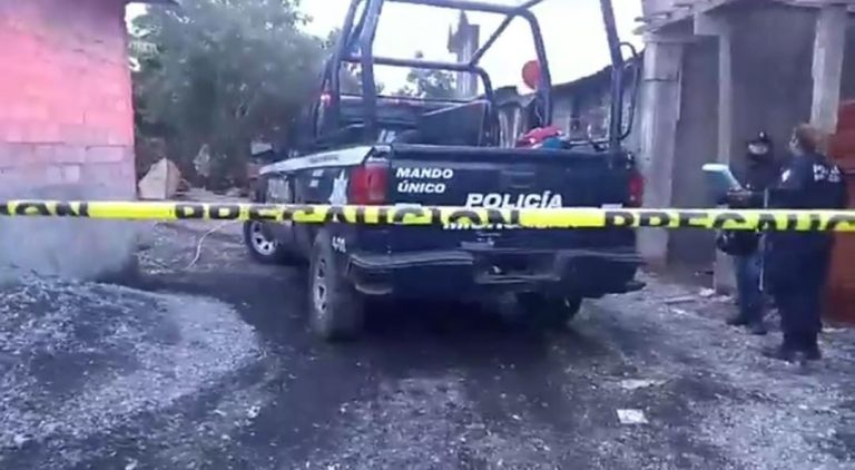 Una mujer fue asesinada a machetazos por su propio esposo
