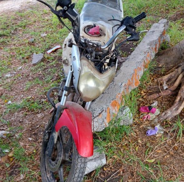 En patrullaje de vigilancia, asegura SSP dos motocicletas en Vista Hermosa