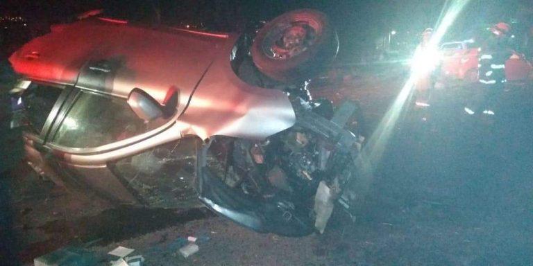 3 hombres perdieron la vida y uno más resultó lesionado en fuerte accidente automovilístico en Morelia