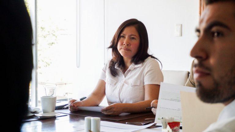 Laura Granados votará en contra la iniciativa presentada por el ayuntamiento de Senguio para incrementar las tarifas del agua potable