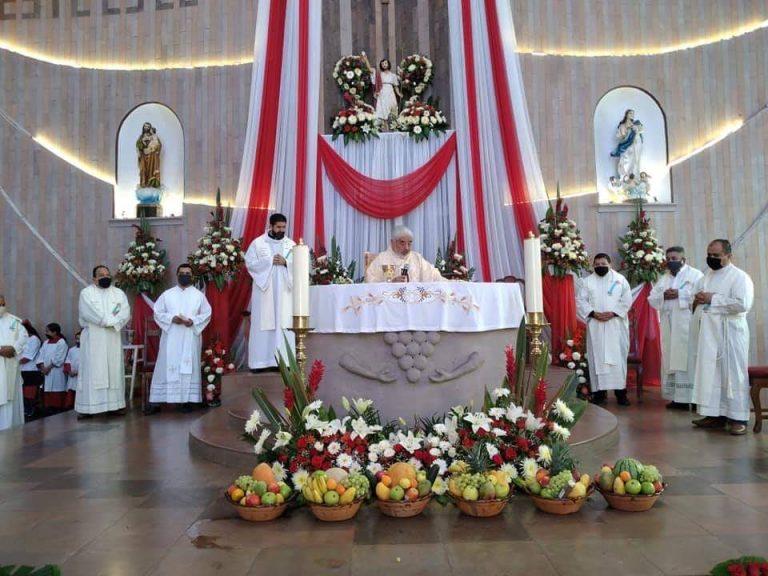 San Bautista sigue siendo la voz en el desierto, la voz que clama a Dios