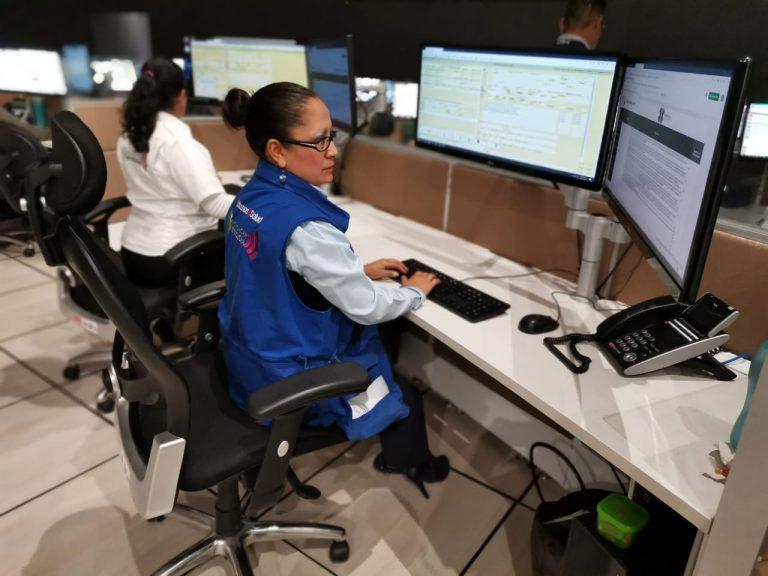 Atendidos más de 4 mil michoacanos a través de las líneas 800 y 911