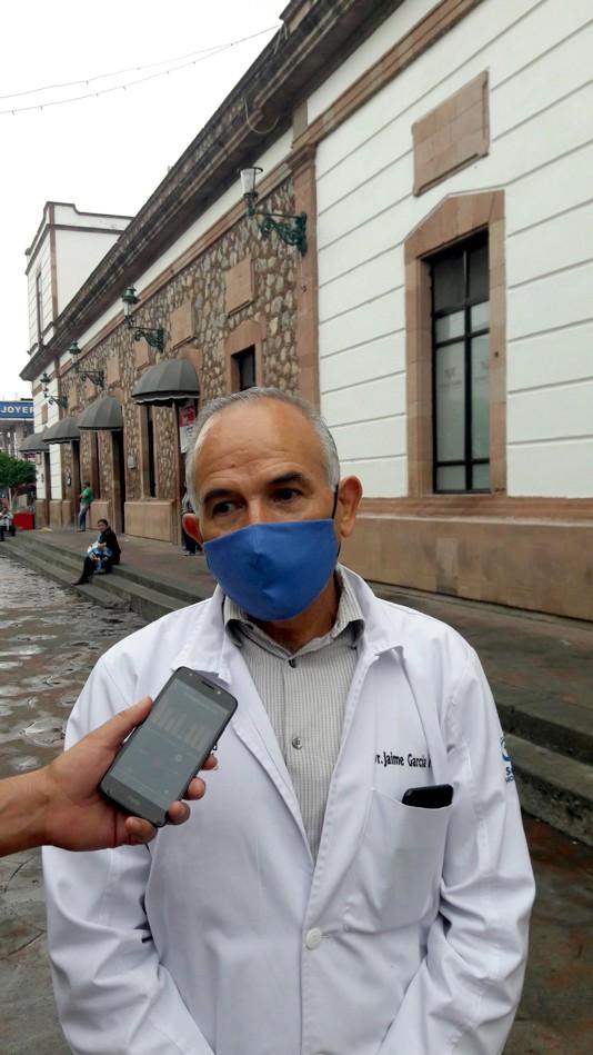 Alrededor de 400 pruebas de COVID-19 se han hecho en el municipio de Zitácuaro