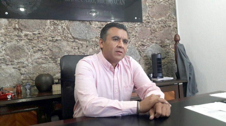 Nuevas medidas de convivencia buscan cortar la cadena de contagios en Zitácuaro: Carlos Hurtado Casado