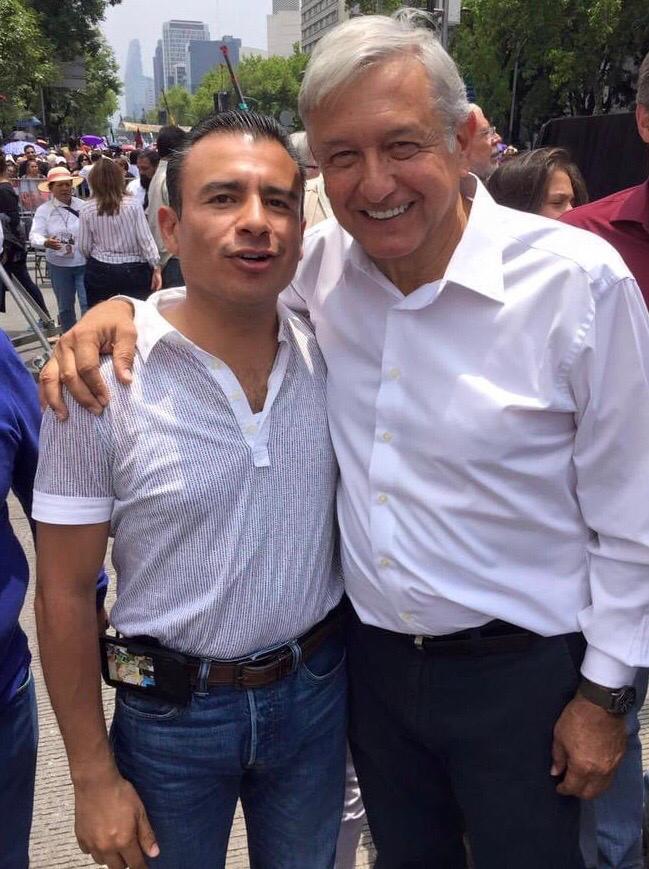 En Michoacán: Por el bien de todos, primero los pobres. Fidel Calderón