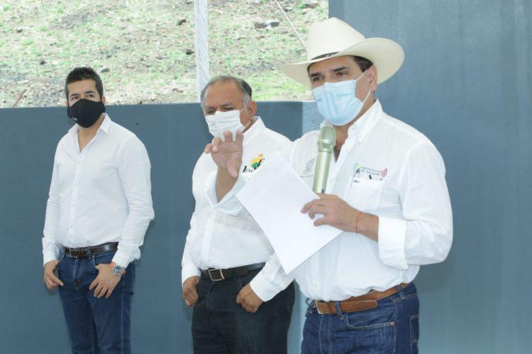 Hasta en el último rincón de Michoacán dignifican Centros de Salud