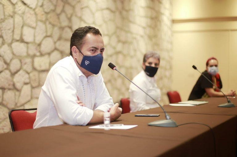 Cero tolerancia a violencia de género en Michoacán: Carlos Herrera