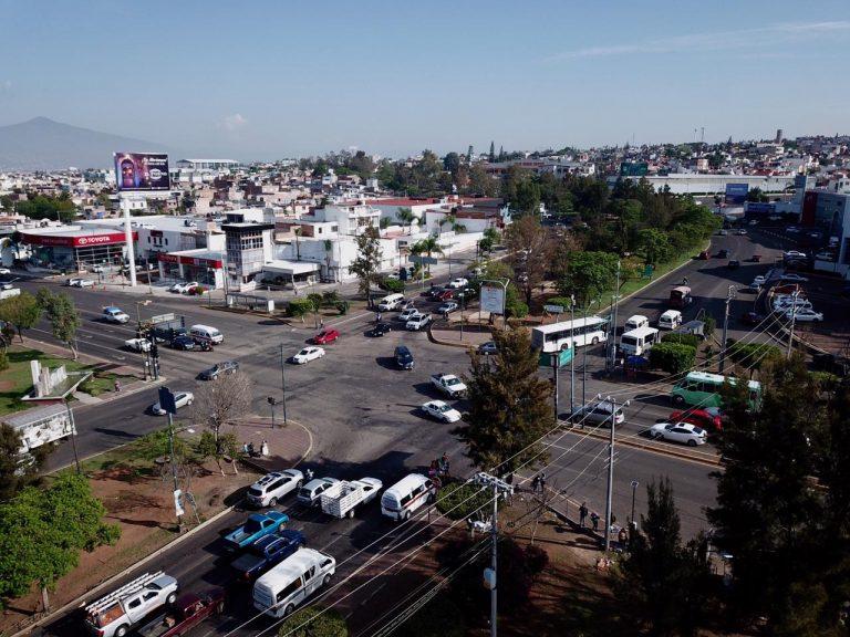 Inician trabajos preliminares de construcción de distribuidor vial Mil Cumbres