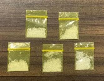 Detiene SSP a uno en posesión de droga, en Lázaro Cárdenas