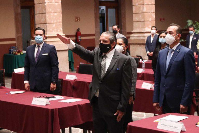 Congreso de Michoacán elige a Magistrados del Supremo Tribunal de Justicia