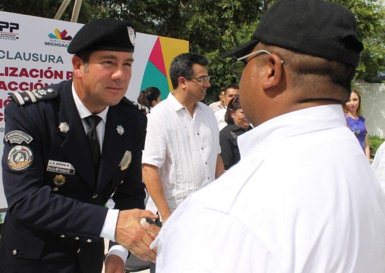 Imparte IEESSPP curso de actualización sobre cadena de custodia en Campeche