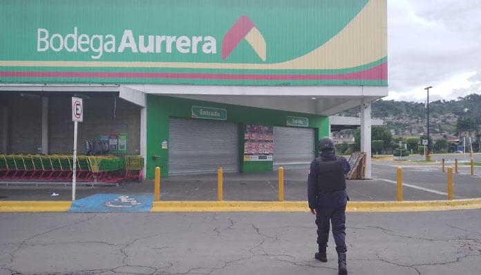 Quinto Miércoles de Suspensión de Actividades, es monitoreado por elementos de Seguridad Pública en Zitácuaro