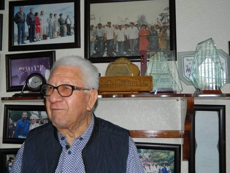 Fueron más de 40 años de vida en andar gestionando: Molina Loza