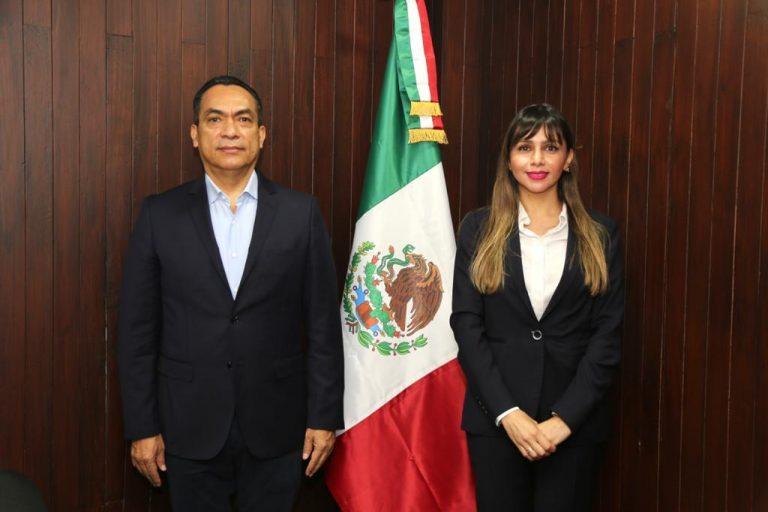 Presenta Fiscal General del Estado de Michoacán, Programa Institucional de Derechos Humanos