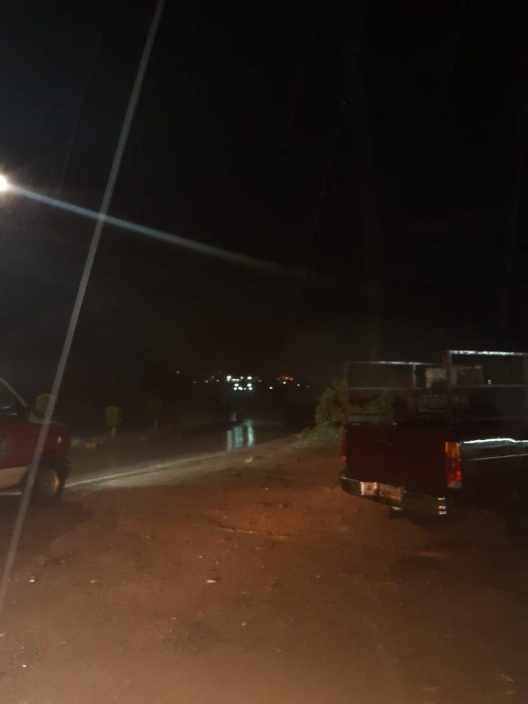 Asesinan a un hombre en la Carretera Zitácuaro- Ocampo.