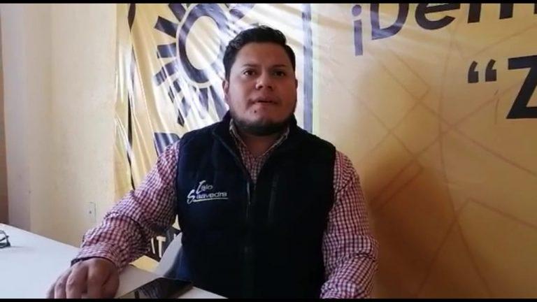 Del 5 al 9 de julio se hará el registro de planillas para la renovación del Comité Directivo Municipal del PRD en Zitácuaro