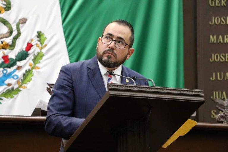 Michoacán cuenta con una Fiscalía fortalecida que da resultados: Humberto González.