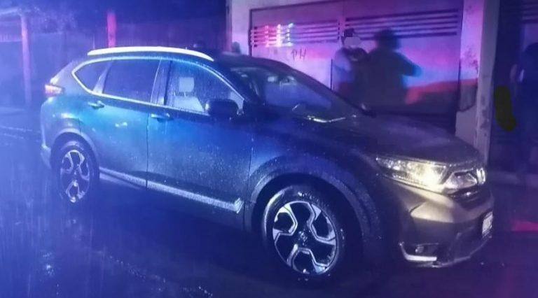 Localiza SSP camioneta con reporte de robo, en Morelia.