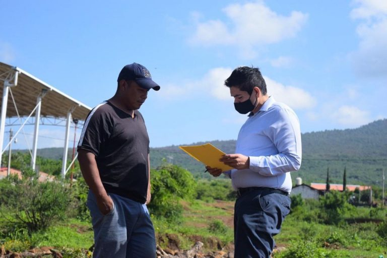 Los pueblos indígenas, fundamentales para lograr una nueva realidad en Michoacán: Arturo Hernández Vázquez