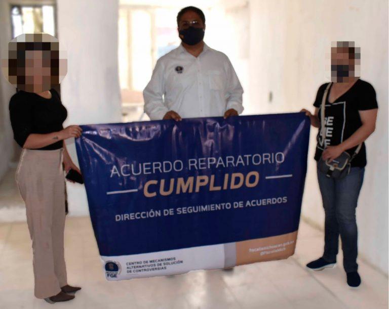 En julio CMASC logró la firma de 553 acuerdos reparatorios