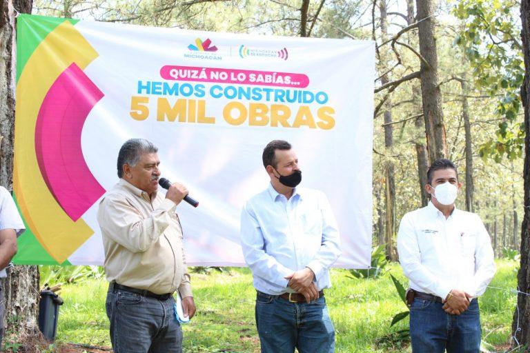 Más progreso en comunidades de Madero con acceso a agua potable