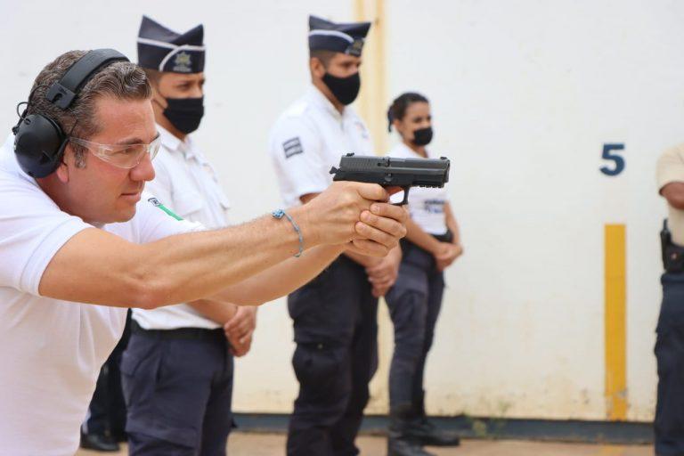 Realiza IEESSPP curso de formación inicial para policías municipales