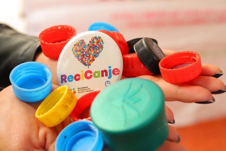 ReciCanje, una campaña del Gobierno del Estado para salvar vidas
