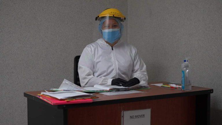 Reconoce SSM a las y los trabajadores de la salud por lucha contra COVID-19
