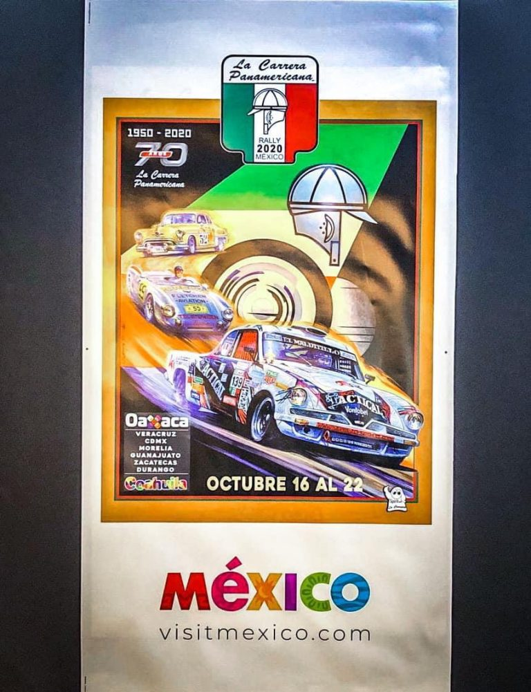 18 y 19 de octubre llega la carrera panamericana edición 2020.