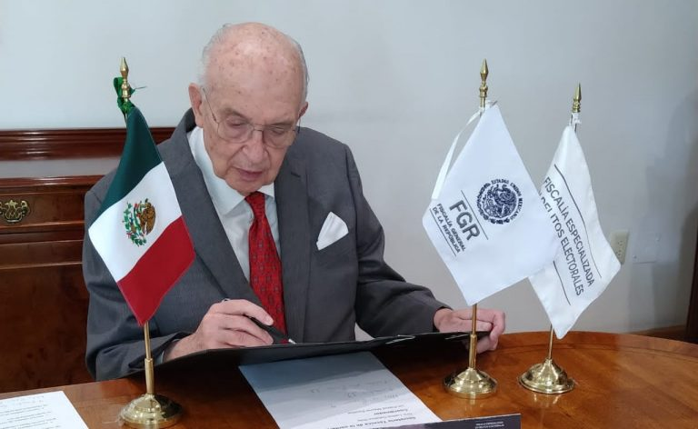 FIRMA FEDE CONVENIO DE COLABORACIÓN CON NUEVE FISCALÍAS DEL PAÍS