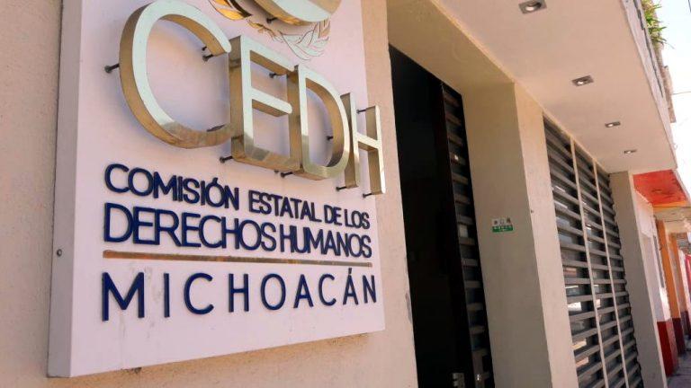 Disminuyen quejas este año ante la Visitaduría Regional de la CEDH en Zitácuaro