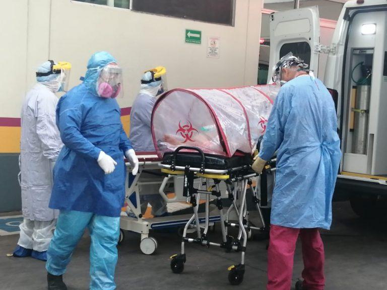 Registra Morelia 70.3% de ocupación en camas COVID-19