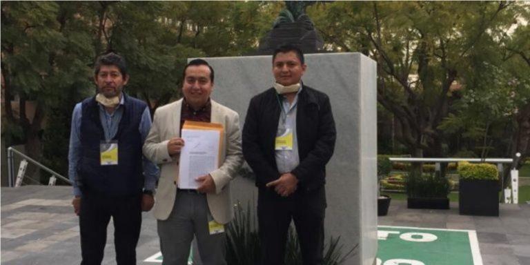 Morenos de Corazón impugna ante el TEPJF convocatoria para selección de perfil a la gubernatura de Michoacán.
