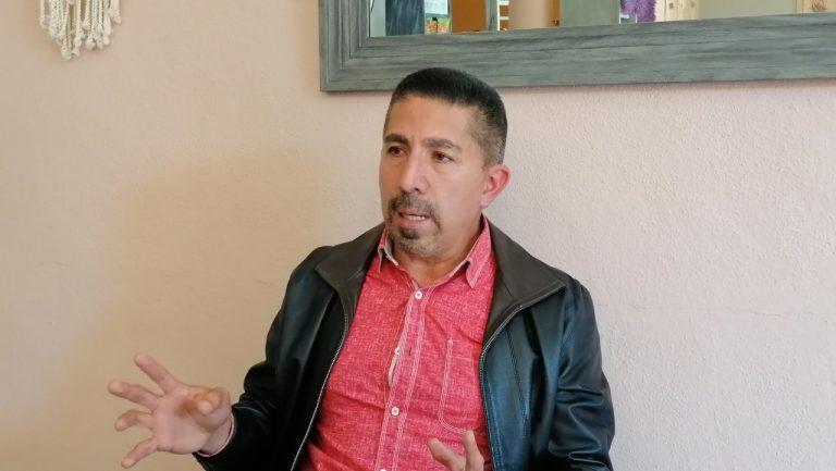 Al no dar su partido condiciones para su registro, Juan Carlos Campos informó que no se registrara como precandidato a la presidencia municipal de Zitácuaro