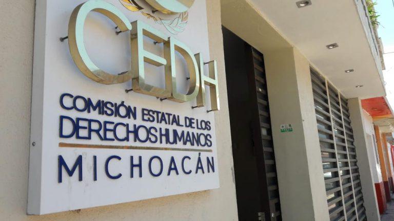 Capta CEDH en Zitácuaro, 11 quejas de ciudadanos en contra de diferentes cuerpos de seguridad