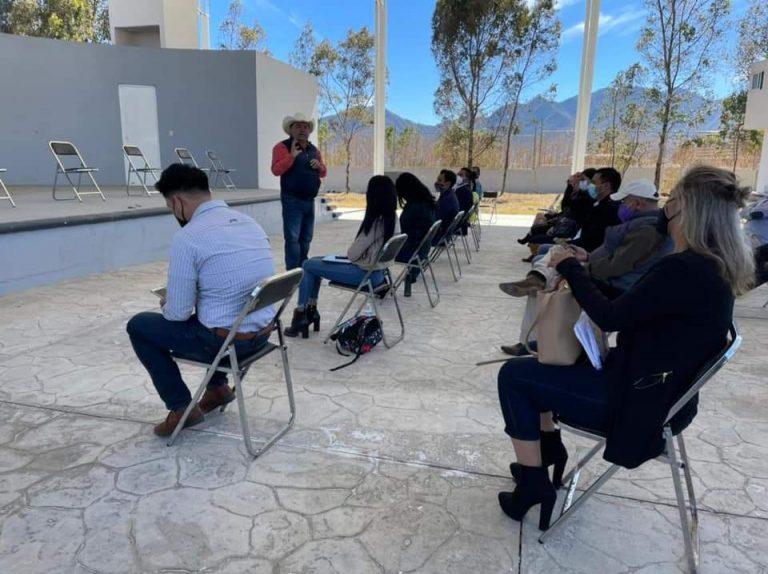 En Hidalgo, Tony Martínez acuerda impulso proyectos para generar empleos y justicia social