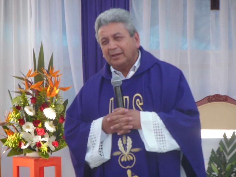 La Preparación de esta cuaresma es para seguir a Jesucristo en su camino: Alcázar Fuentes