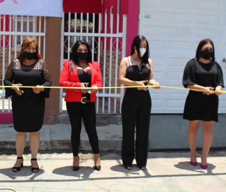 Manifiesta Miriam Tinoco respaldó a la alcaldesa de Angamacutiro, víctima de violencia política