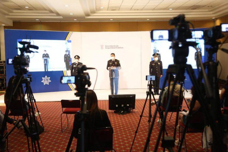 Activa SSP protocolo de protección a 10 candidatos en Michoacán