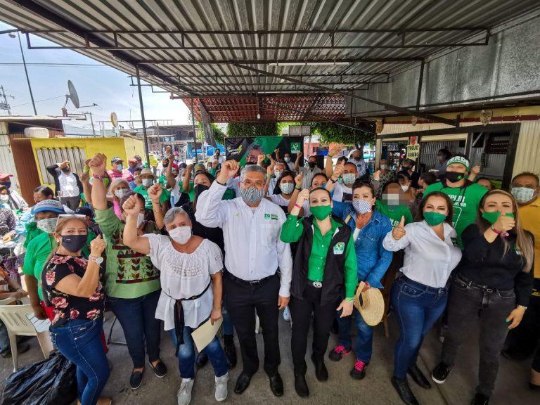 De ser favorecido por ciudadanos, Magaña de la Mora atenderá en Uruapan responsabilidad de gobernador