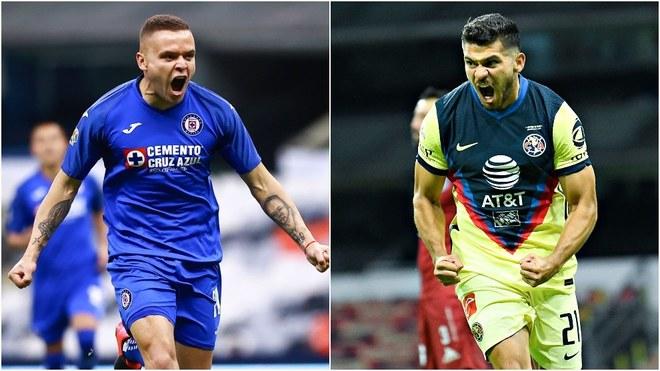 """Este sábado se jugará el """"Clásico Joven"""" América Vs Cruz Azul"""