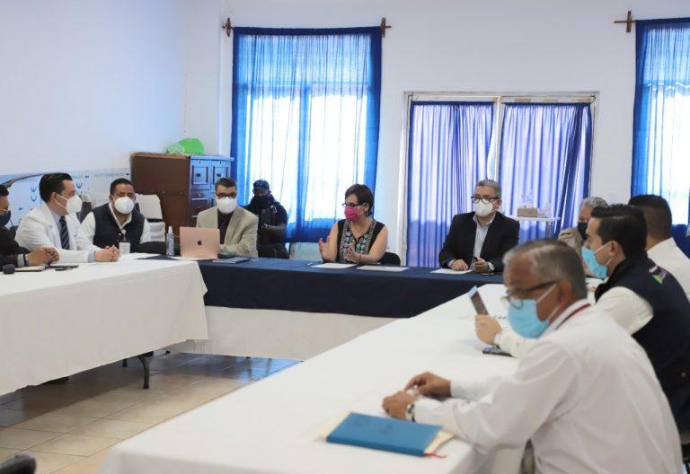 Refuerzan medidas sanitarias en Pátzcuaro por alta dispersión de COVID-19