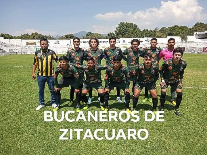 BUCANEROS DE ZITÁCUARO SE ENFRENTA A MACA FC.