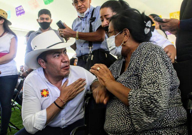 A trabajo igual, salario igual, mi compromiso con las mujeres: Carlos Herrera
