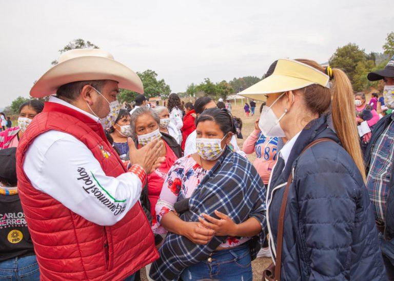 Llama Tony Martínez al árbitro electoral a frenar la violencia política que afecta el proceso
