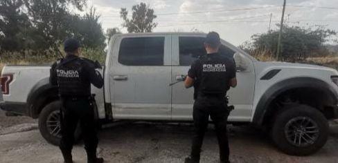 En distintos hechos, asegura SSP 5 vehículos; hay 3 detenidos