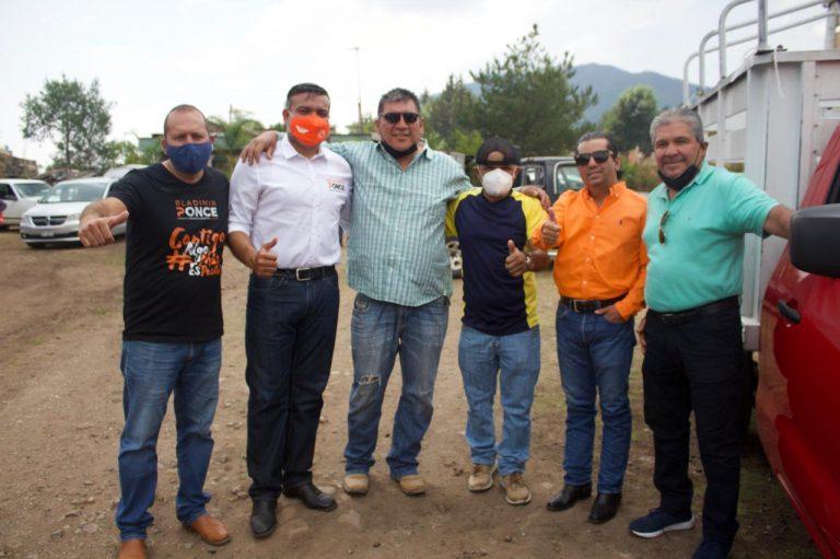 Los servicios públicos no deben ser una promesa de campaña, es una obligación del gobierno municipal proveerlos: Bladimir Ponce