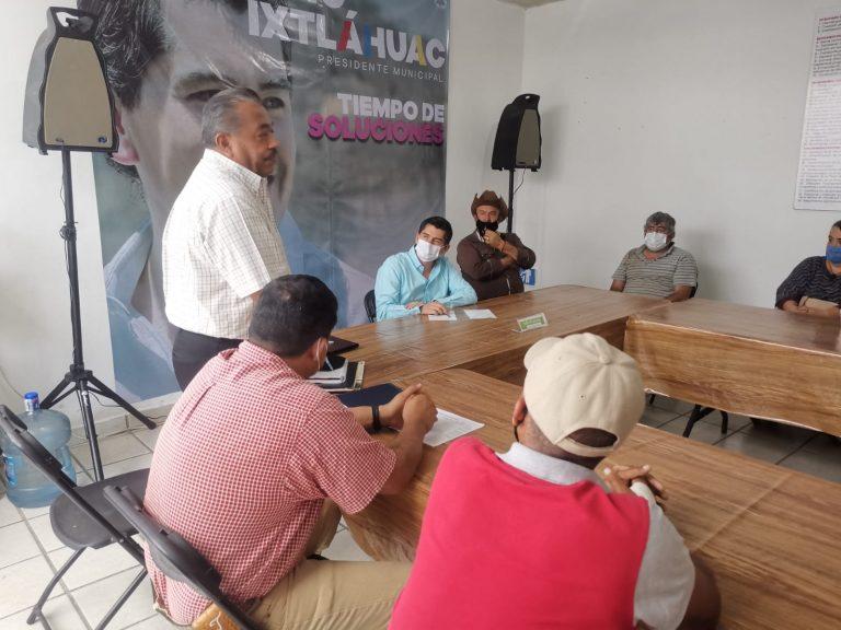 El sector ganadero es uno de los puntos fundamentales a fortalecer dentro de mi proyecto de gobierno; Toño Ixtláhuac
