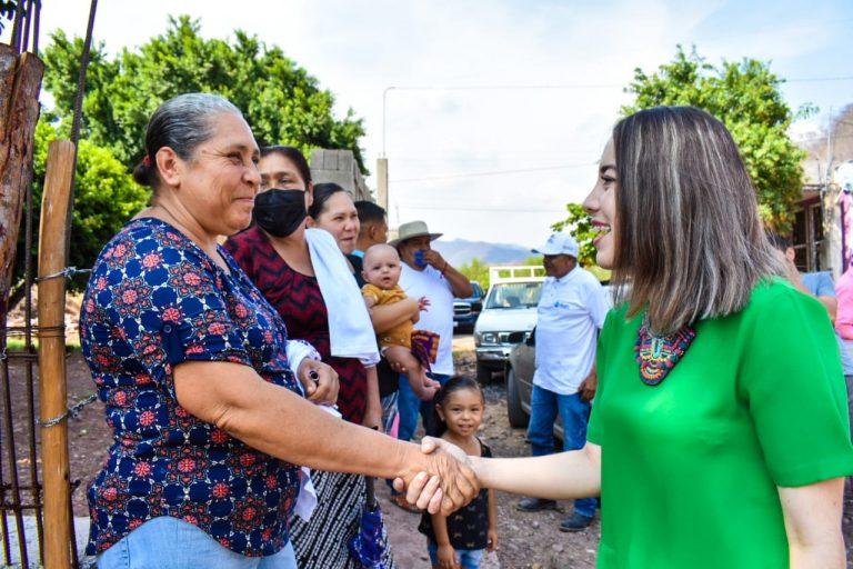 Mi mayor anhelo es que nuestro municipio siga creciendo, en la dirección correcta: Jazmín Arroyo