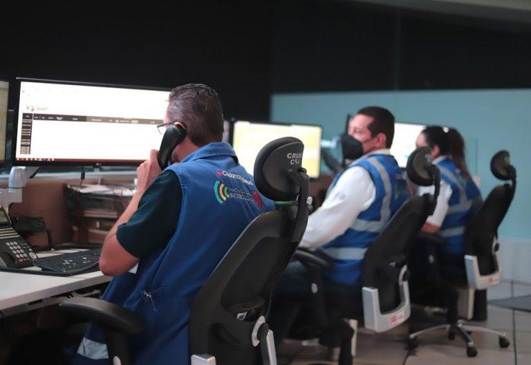 Mantiene SSM activas las líneas 800 y 911 para orientar a la población sobre COVID-19